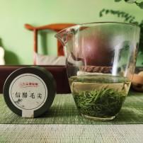 云深姑娘信阳毛尖小罐茶2020新茶明前茶